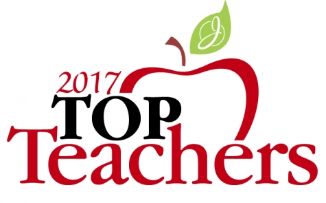 2017 top teacher logo