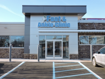 Foot and ankle clinic