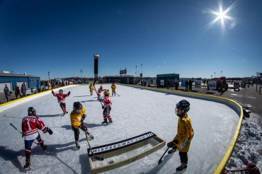 Mis backyard hockey tournament