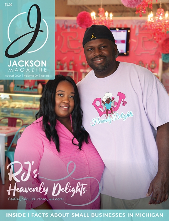 August Jackson Magazine 2020