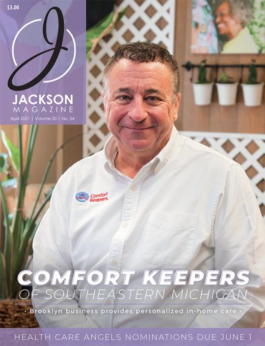 April 2021 Jackson Magazine